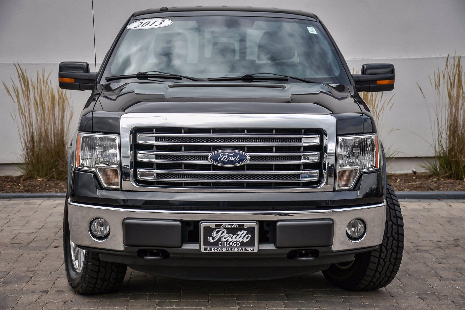 Used 2013 Ford F-150 Lariat Plus SuperCrew | Downers Grove, IL