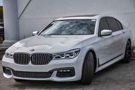 Used 2017 BMW 7 Series 750i xDrive Autobahn Executive M-Sport with Navigation & AWD | Downers Grove, IL