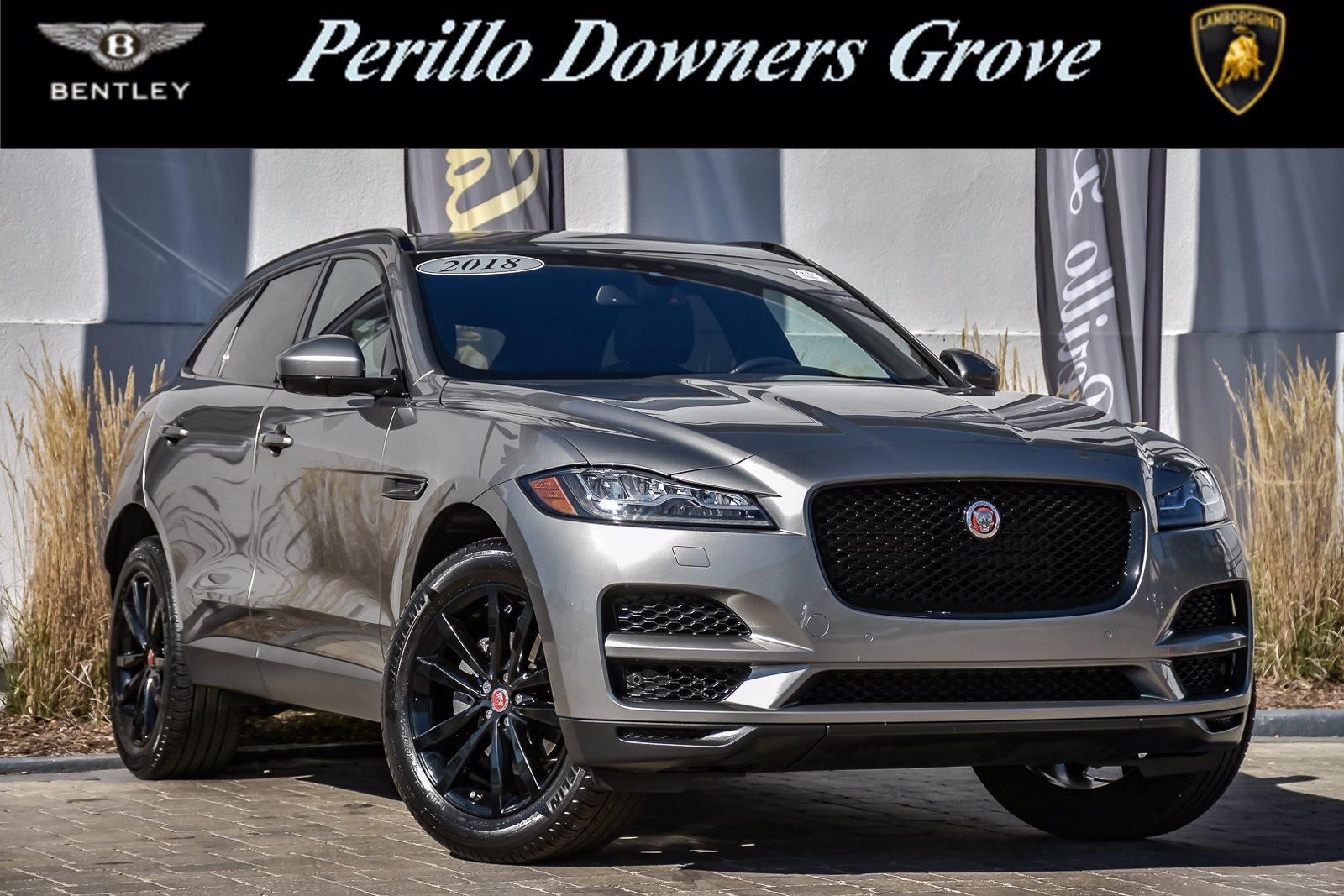 Used 2018 Jaguar F-PACE 25t Prestige, Vision/Tech Pkg | Downers Grove, IL