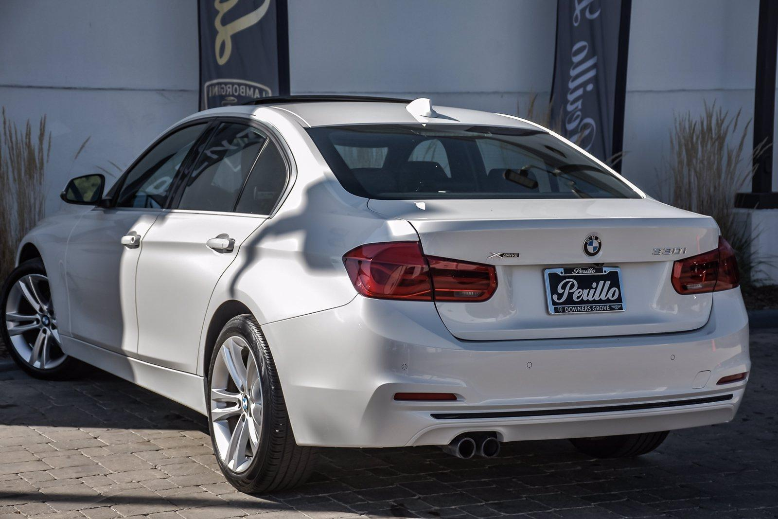 Used 2017 BMW 3 Series 330i xDrive Sport-Line Premium  With Navigation | Downers Grove, IL