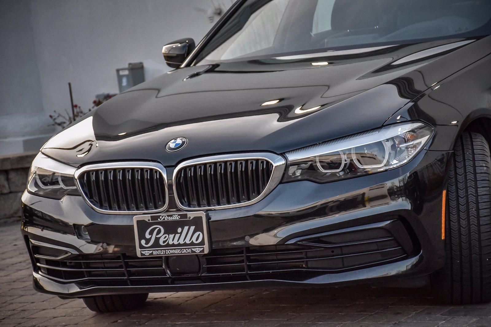 Used 2019 BMW 5 Series 540i xDrive Sport-Line Premium Pkg 2 | Downers Grove, IL