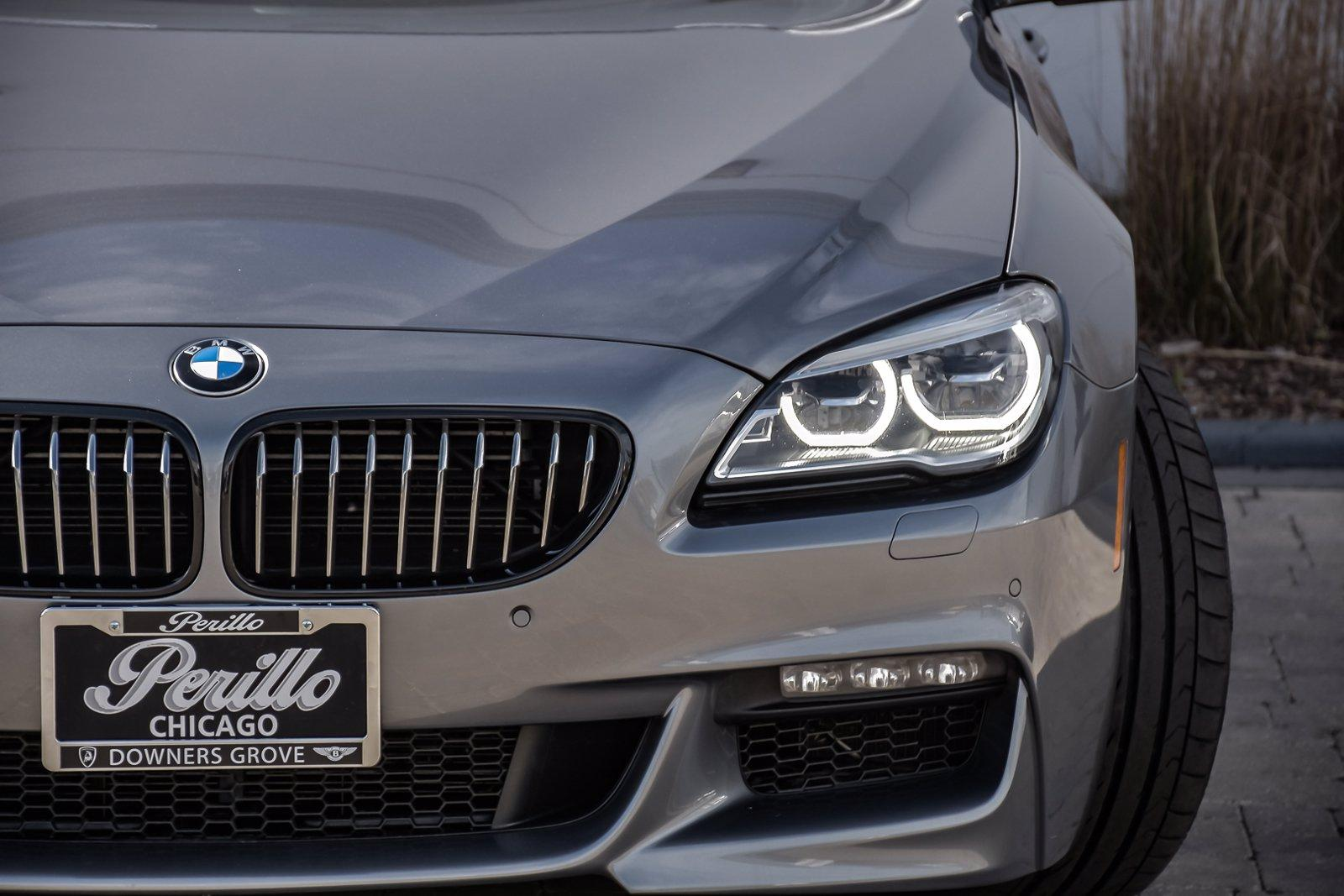 Used 2017 BMW 6 Series 650i xDrive M-Sport Executive Gran Coupe | Downers Grove, IL