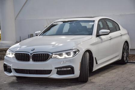 Used 2017 BMW 5 Series 540i xDrive M-Sport Premium | Downers Grove, IL