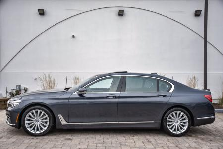 Used 2017 BMW 7 Series 740i xDrive Executive | Downers Grove, IL