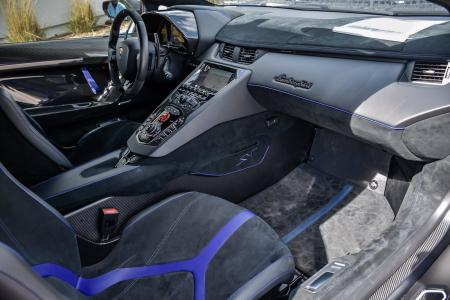Used 2017 Lamborghini Aventador SV Roadster LP 750-4 With Navigation | Downers Grove, IL