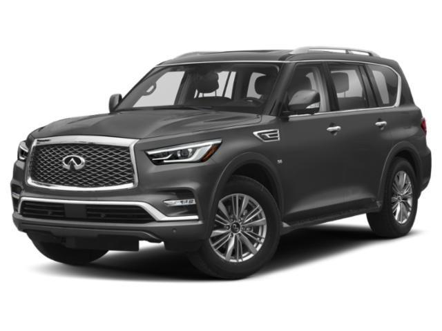 Used 2019 INFINITI QX80 LUXE | Downers Grove, IL