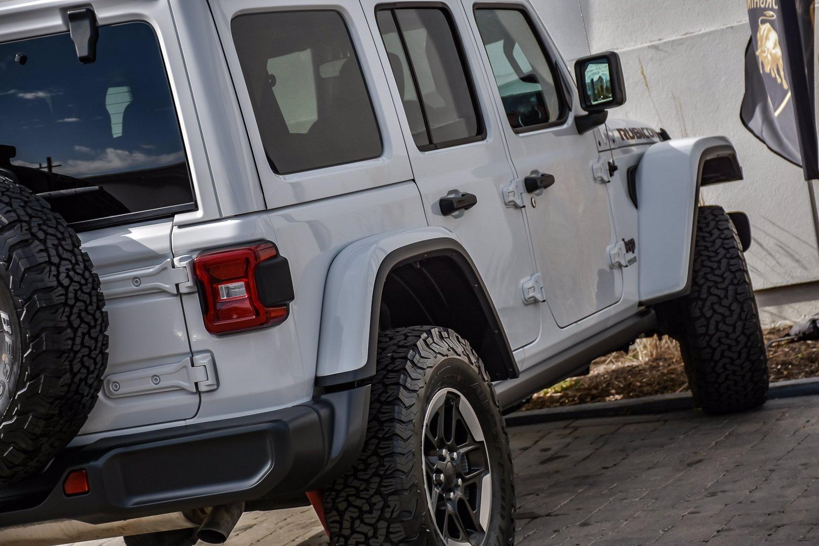 Used 2019 Jeep Wrangler Unlimited Rubicon | Downers Grove, IL