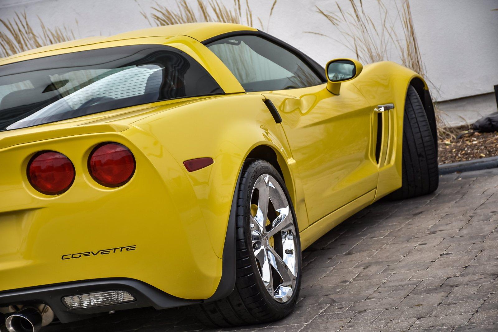Used 2013 Chevrolet Corvette Grand Sport 3LT | Downers Grove, IL