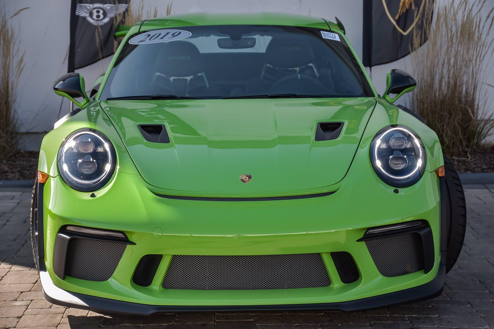 Used 2019 Porsche 911 GT3 RS | Downers Grove, IL