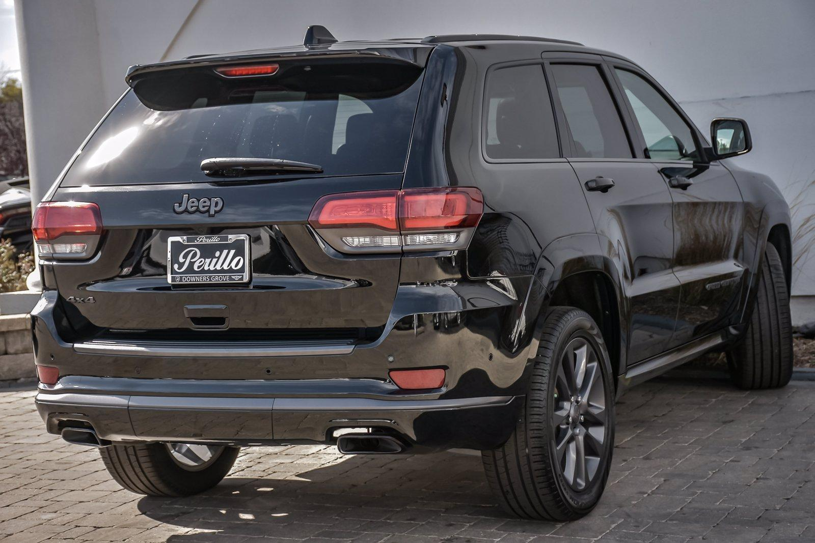 Used 2019 Jeep Grand Cherokee High Altitude with Navigation & AWD | Downers Grove, IL