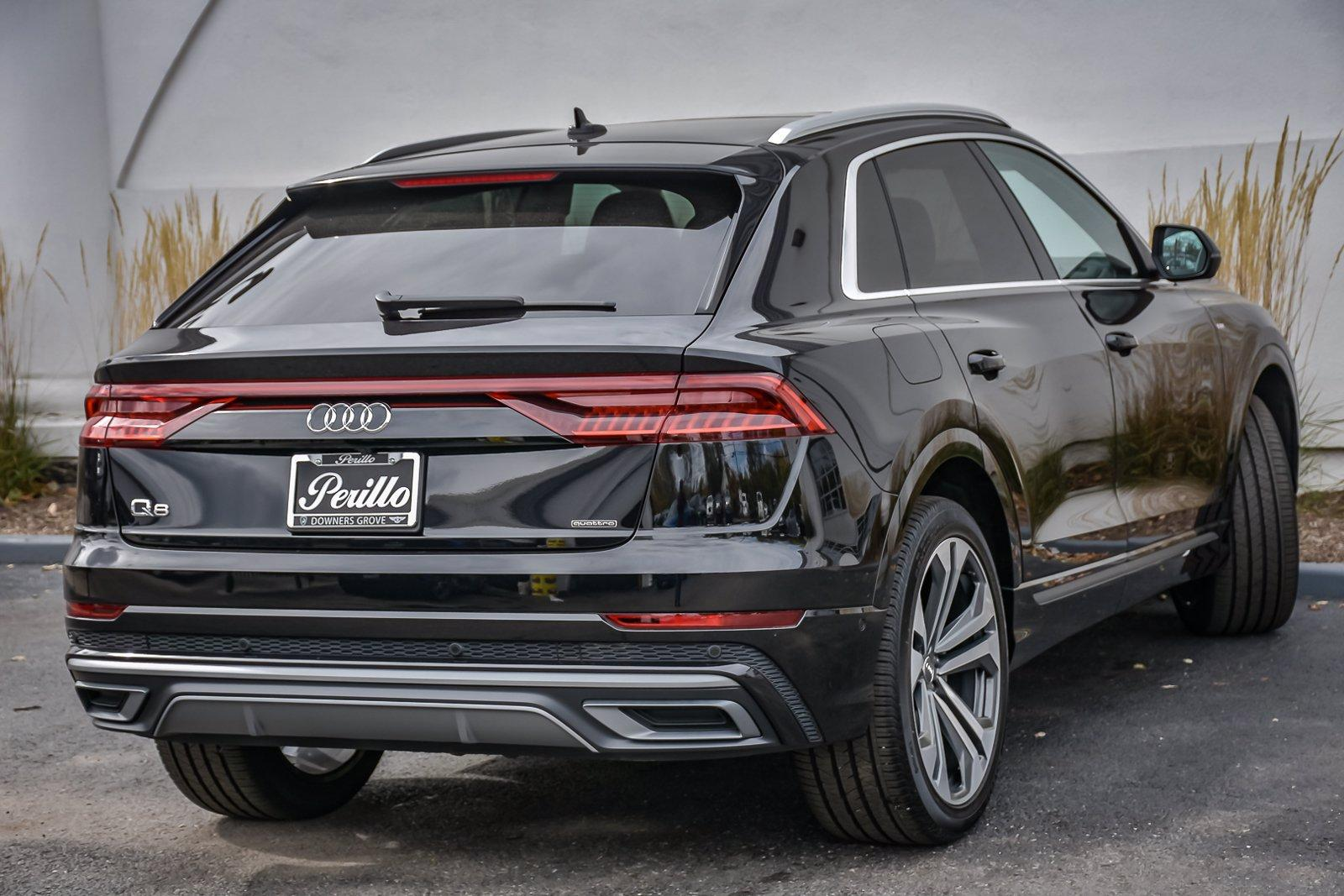 Used 2020 Audi Q8 Premium Plus S-Line | Downers Grove, IL