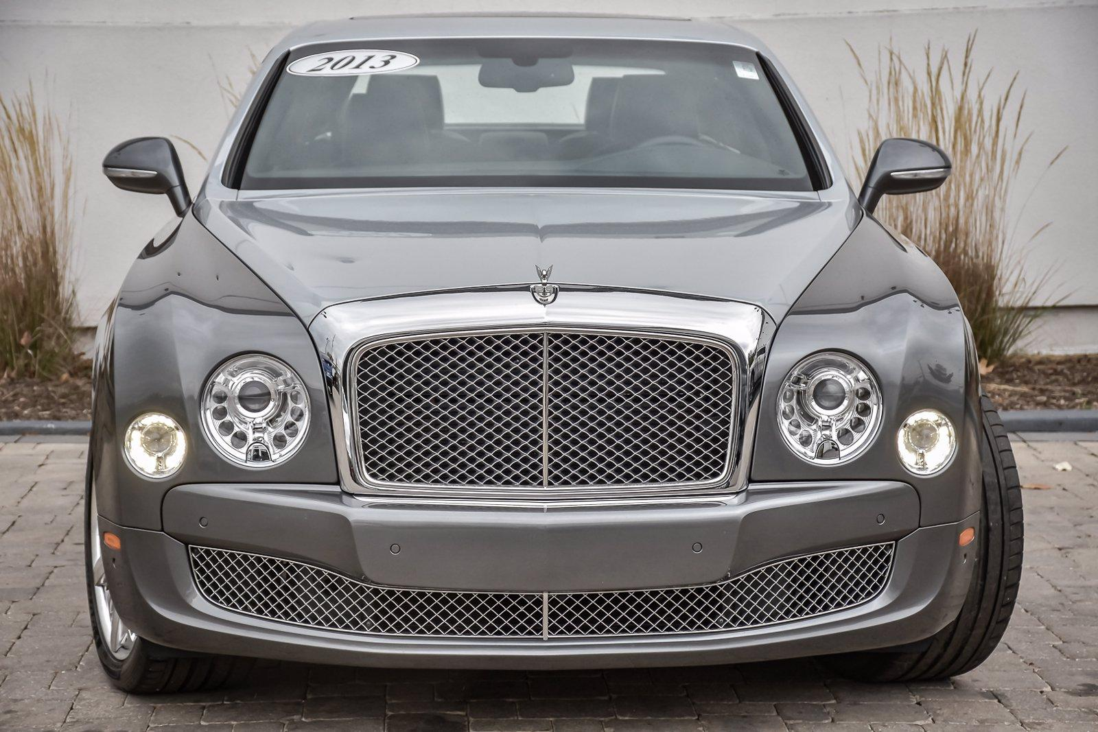 Used 2013 Bentley Mulsanne Mulliner | Downers Grove, IL