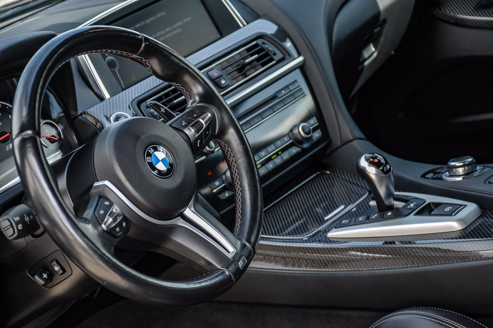 Used 2013 BMW M6 Executive with Navigation | Downers Grove, IL