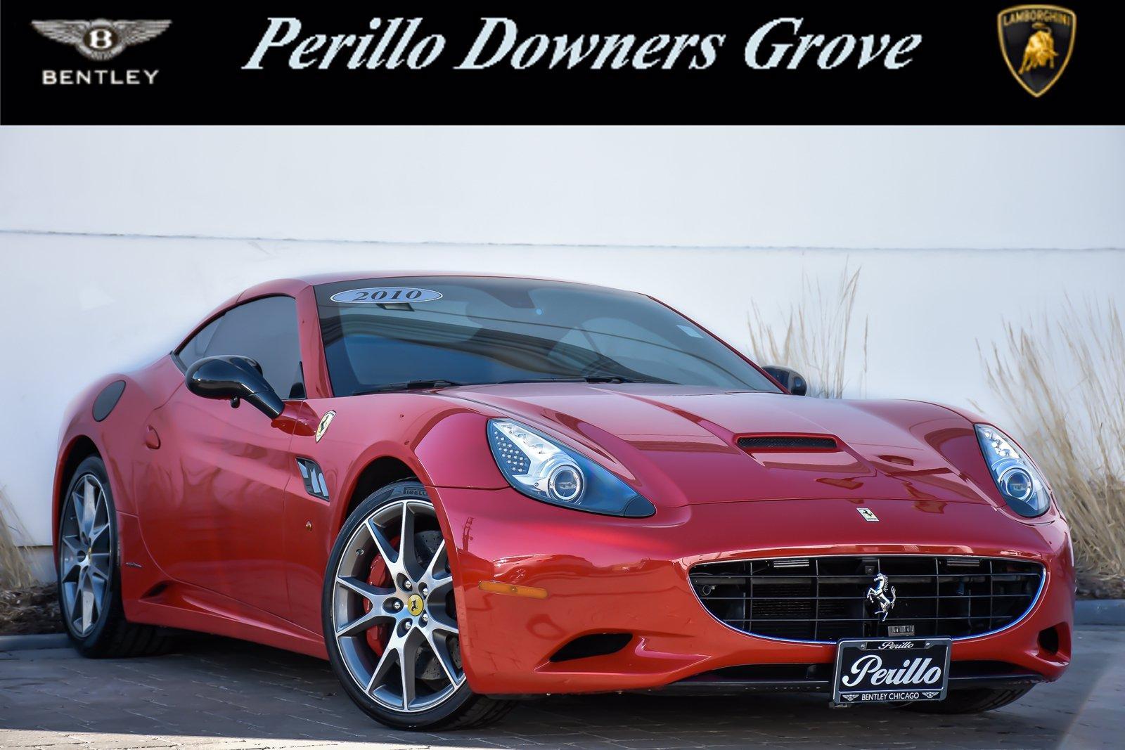 Used 2010 Ferrari California  | Downers Grove, IL