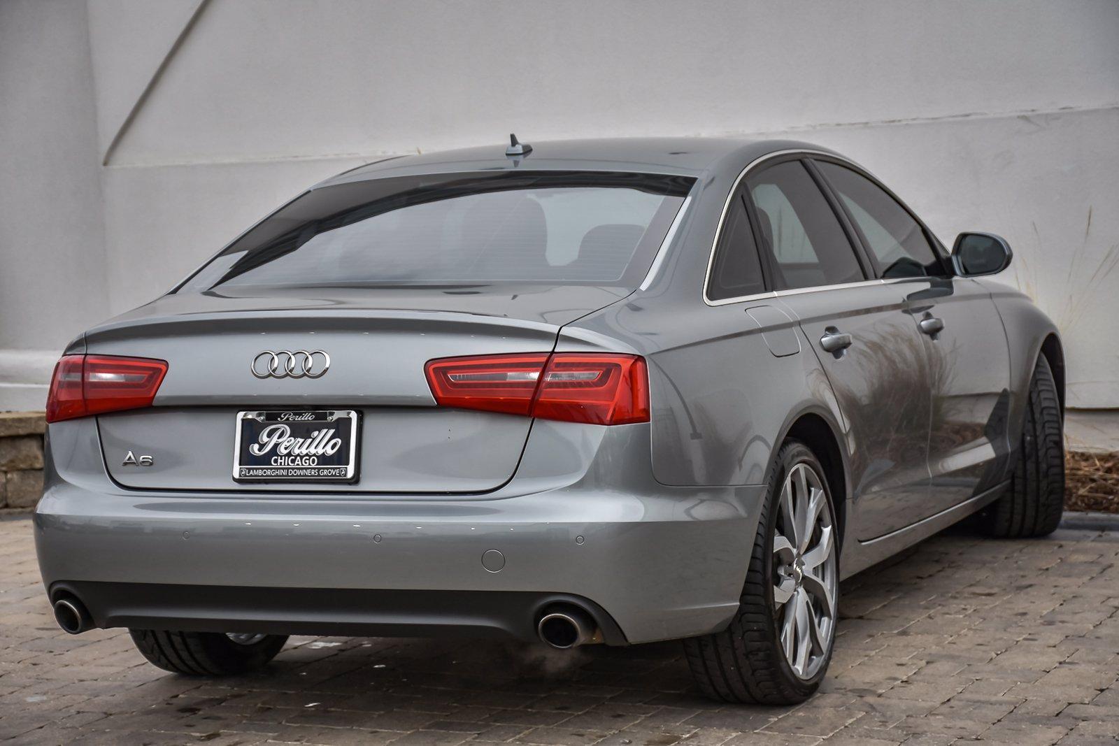 Used 2013 Audi A6 2.0T Premium Plus   Downers Grove, IL