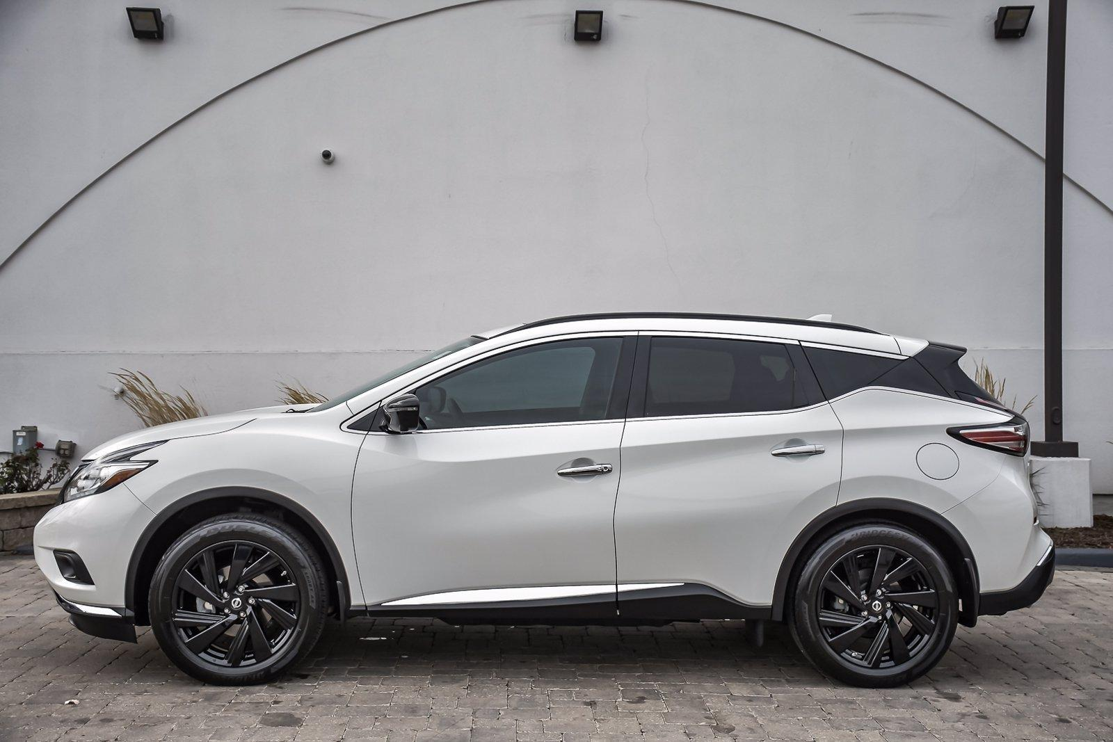 Used 2017 Nissan Murano Platinum | Downers Grove, IL