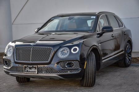 Used 2018 Bentley Bentayga W12, Rear Ent, | Downers Grove, IL