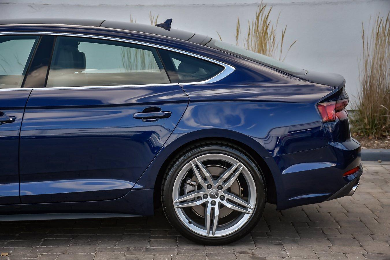 Used 2019 Audi A5 Sportback Premium Plus S-Line Sport With Navigation | Downers Grove, IL
