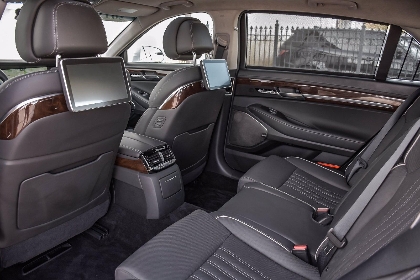Used 2019 Genesis G90 5.0L Ultimate, Rear Ent, | Downers Grove, IL