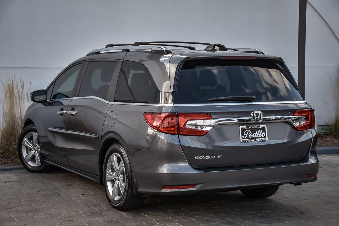 Used 2019 Honda Odyssey EX-L, Rear Ent, | Downers Grove, IL