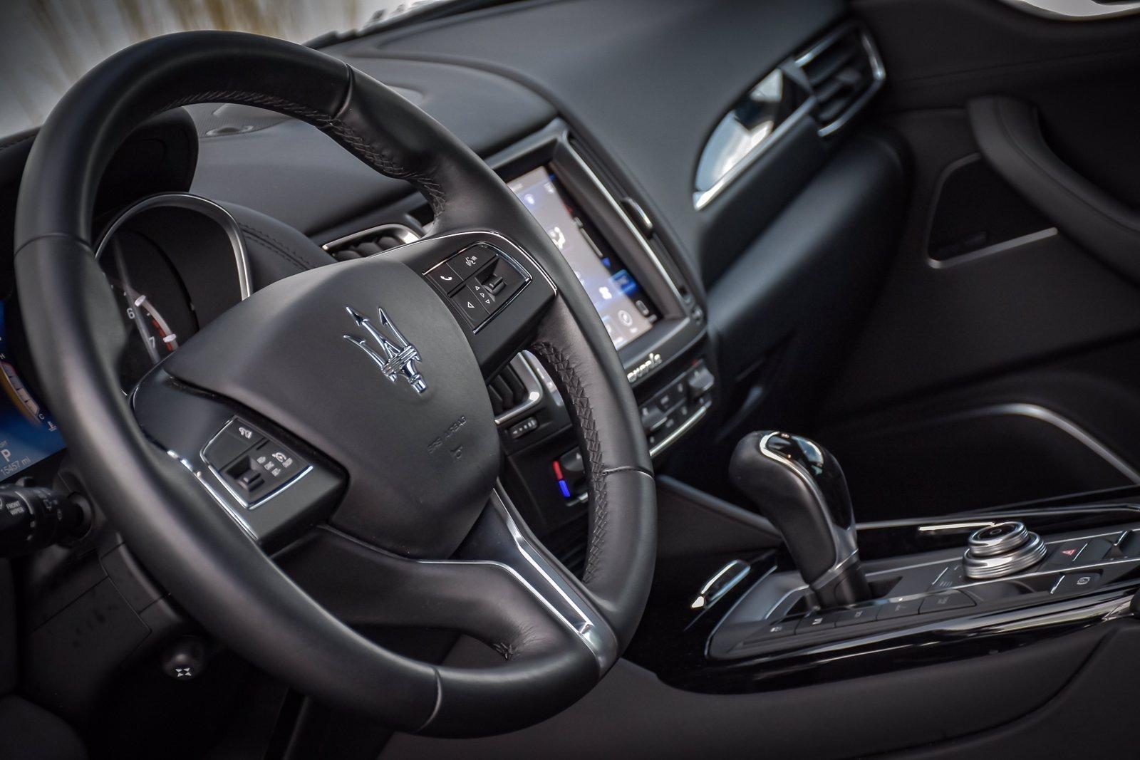 Used 2018 Maserati Levante GranLusso | Downers Grove, IL