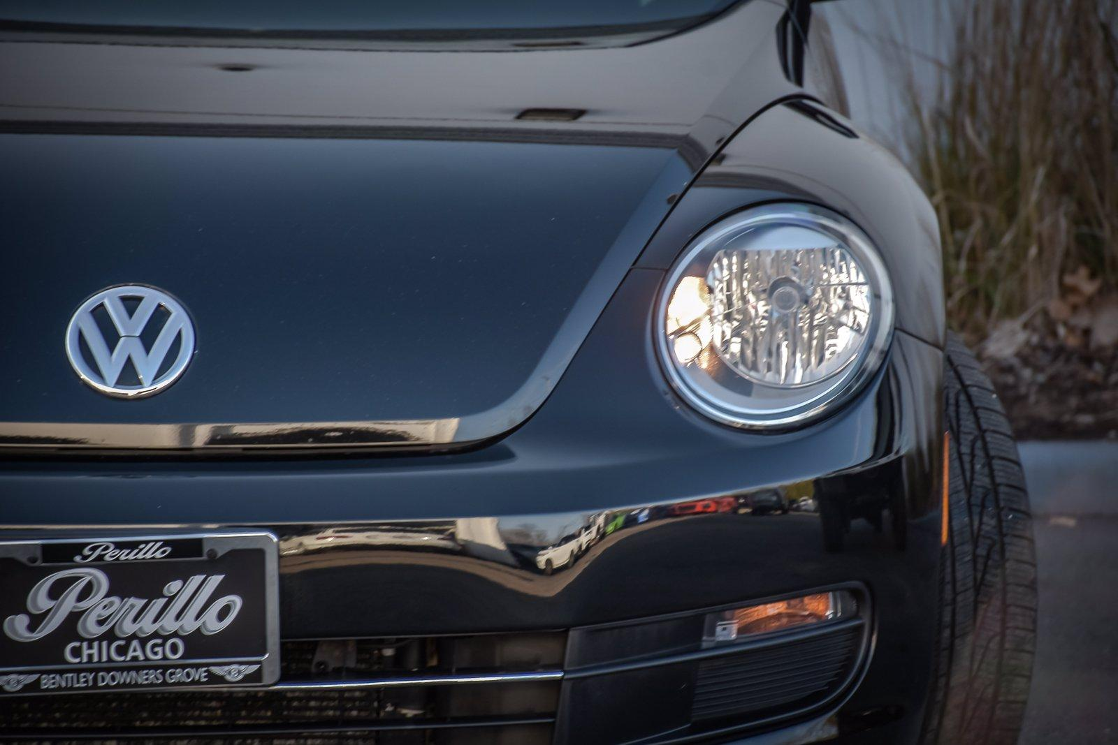 Used 2015 Volkswagen Beetle Coupe 1.8T Classic | Downers Grove, IL