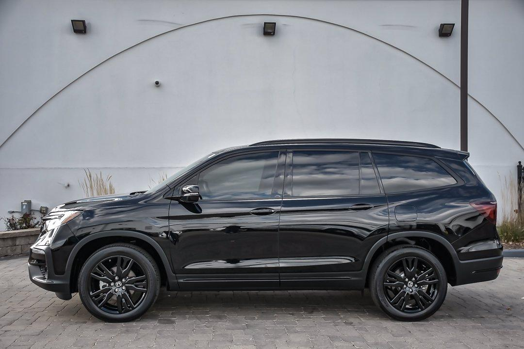 Used 2020 Honda Pilot Black Edition, Rear Ent, | Downers Grove, IL