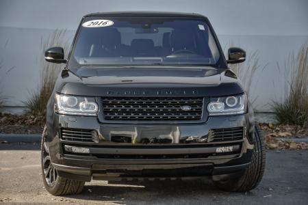 Used 2016 Land Rover Range Rover Supercharged | Downers Grove, IL
