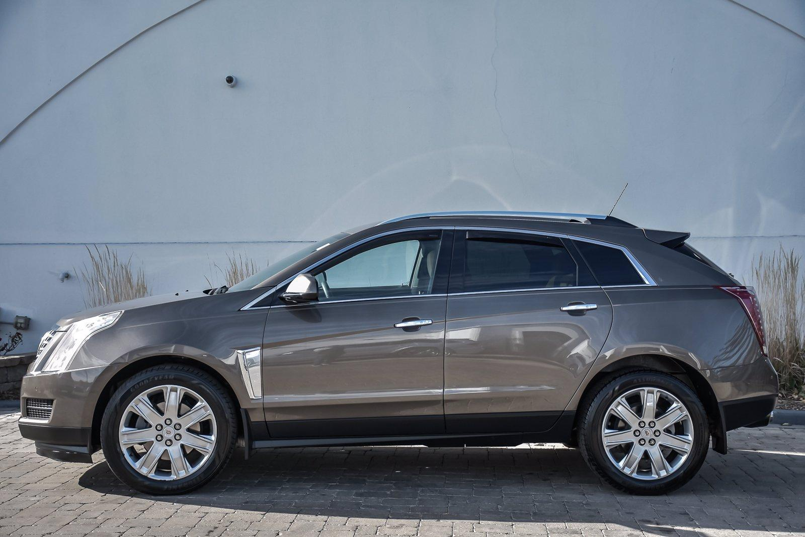 Used 2016 Cadillac SRX Luxury Collection | Downers Grove, IL
