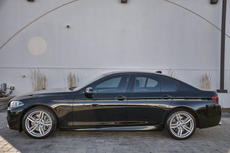 Used 2014 BMW 5 Series 550i xDrive M-Sport Executive | Downers Grove, IL