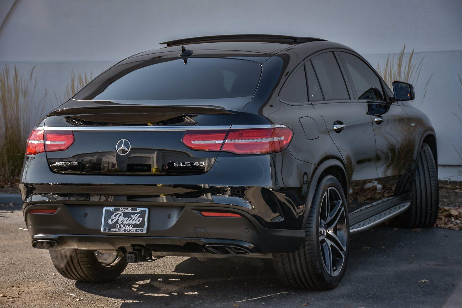 Used 2019 Mercedes-Benz AMG GLE 43 Night Pkg | Downers Grove, IL