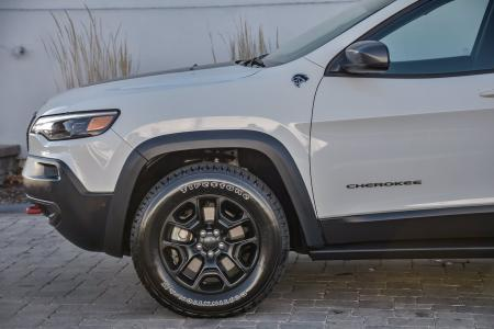 Used 2019 Jeep Cherokee Trailhawk Elite | Downers Grove, IL