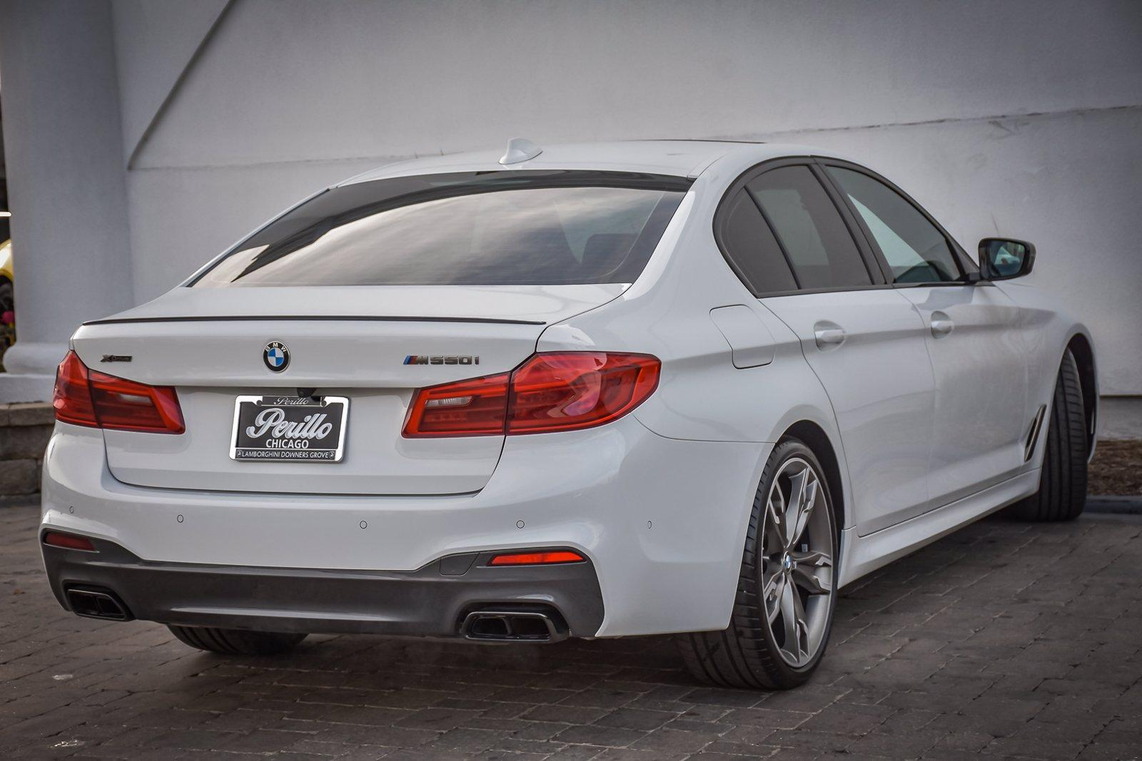 Used 2020 BMW 5 Series M550i xDrive Premium | Downers Grove, IL