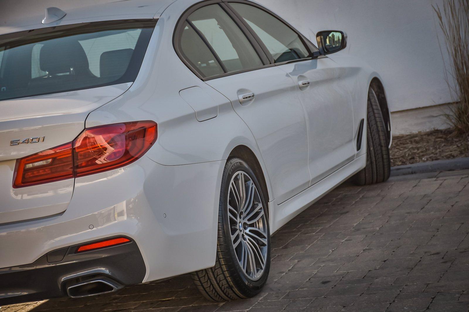 Used 2018 BMW 5 Series 540i xDrive M-Sport Executive | Downers Grove, IL
