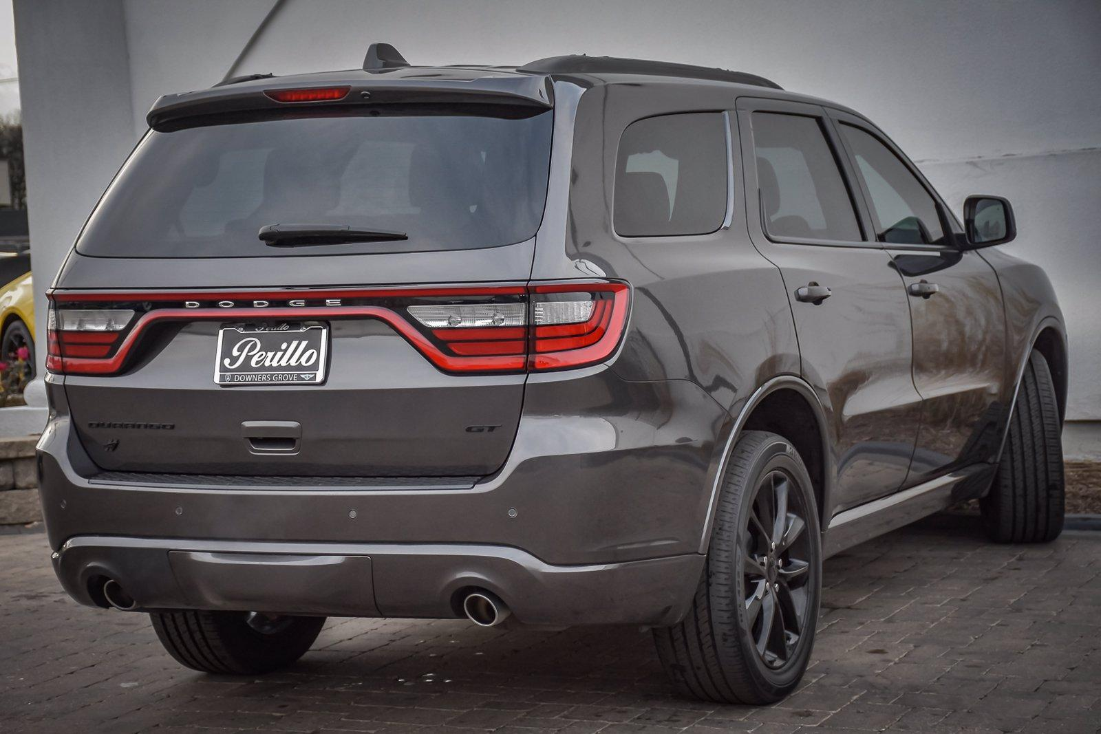 Used 2018 Dodge Durango GT BlackTop, 3rd Row, With Navigation | Downers Grove, IL