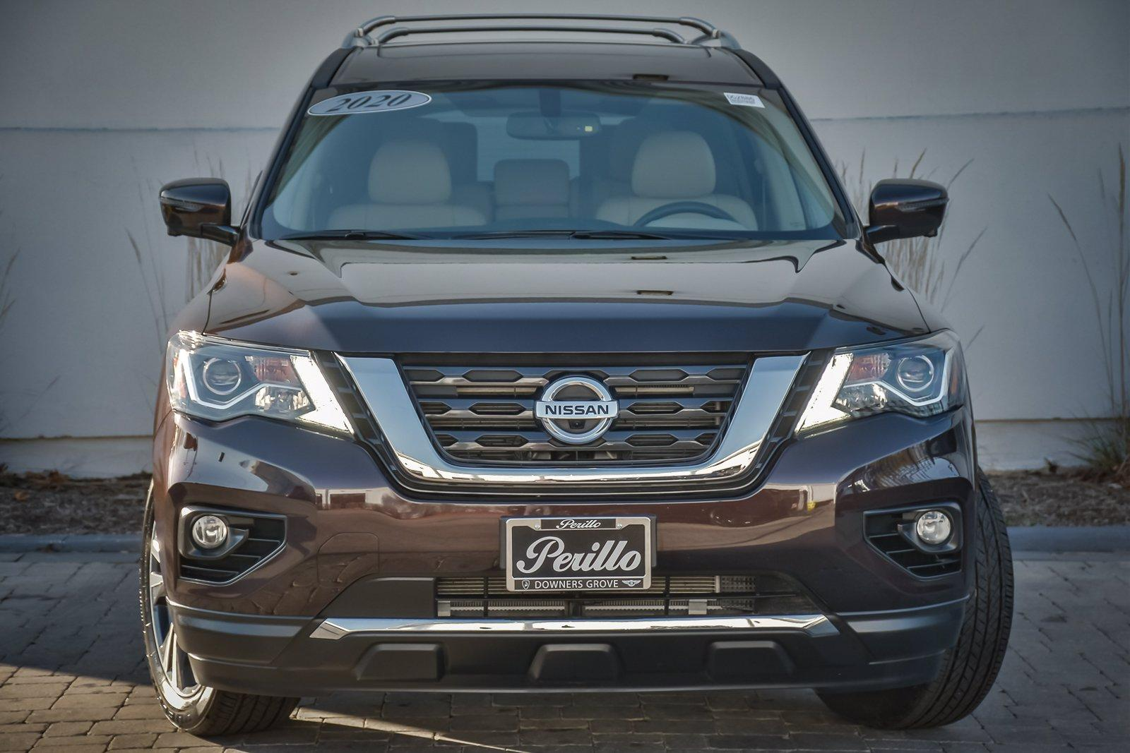 Used 2020 Nissan Pathfinder Platinum | Downers Grove, IL
