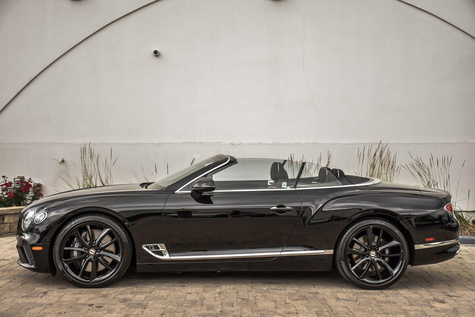 New 2020 Bentley Continental GT Convertible | Downers Grove, IL