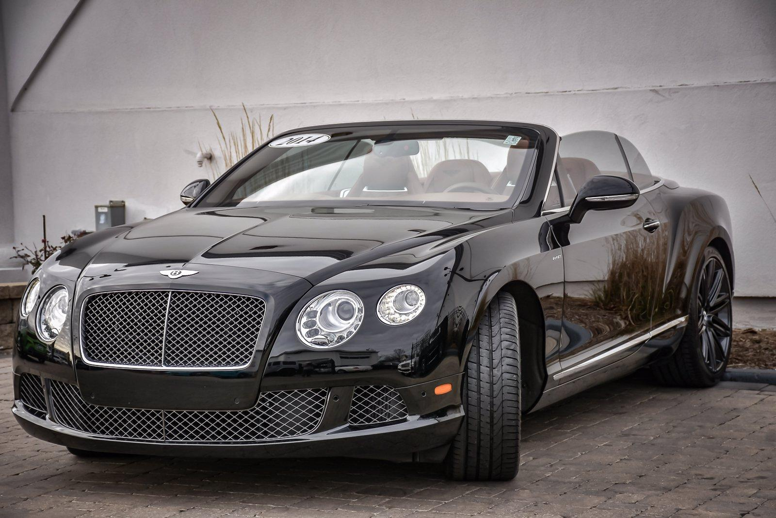 Used 2014 Bentley Continental GT Speed Convertible | Downers Grove, IL