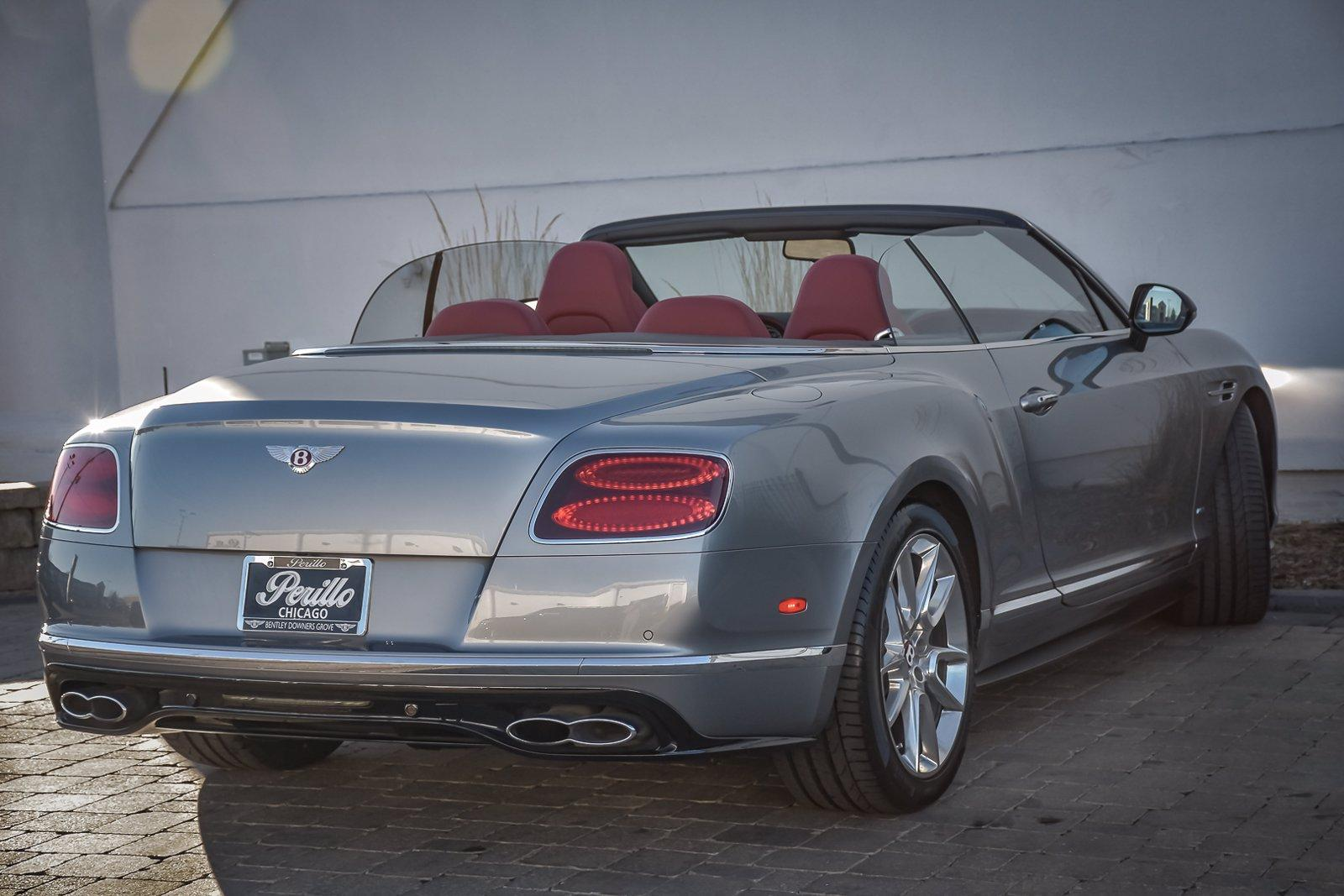 Used 2017 Bentley Continental GT V8 S Convertible | Downers Grove, IL