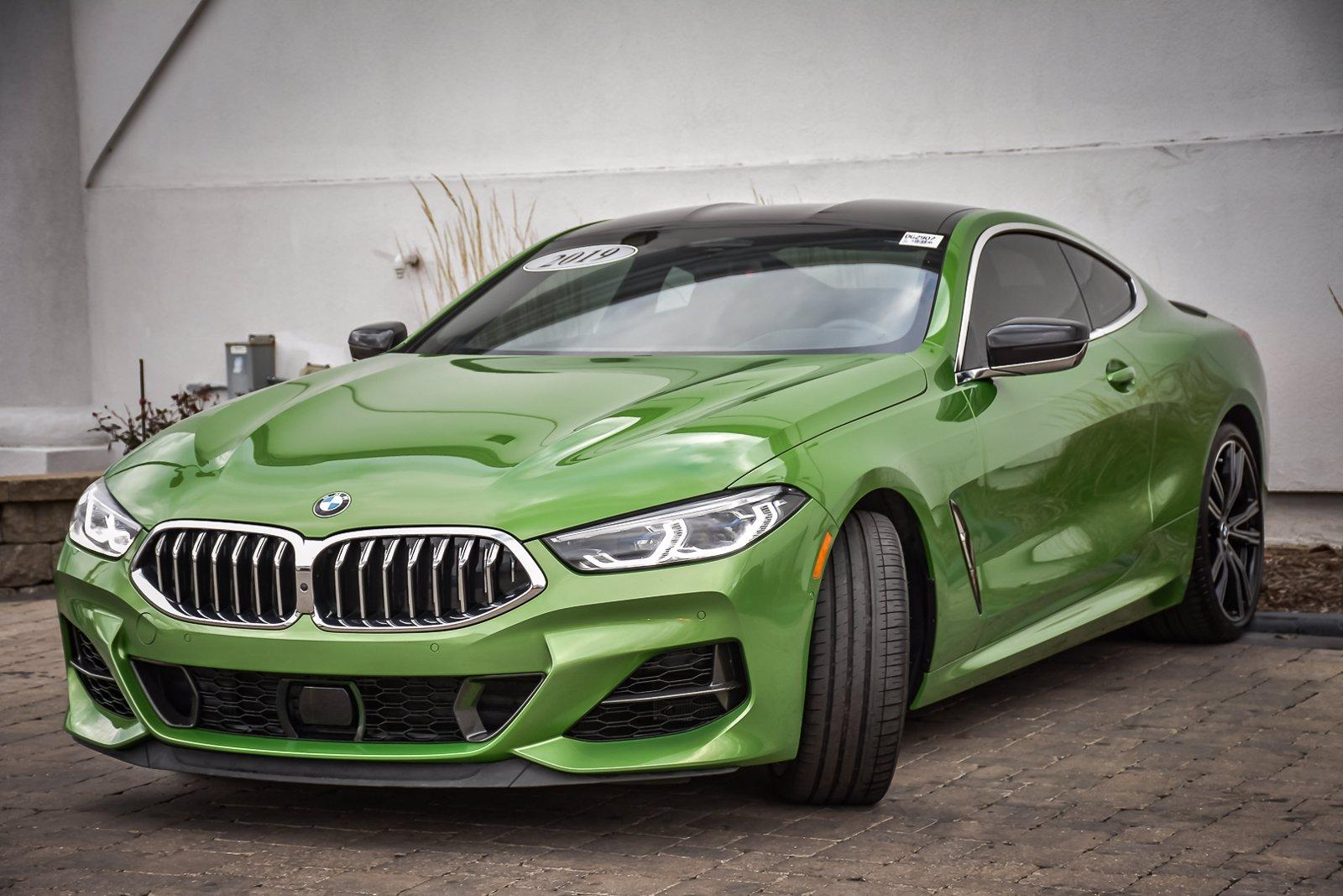 Used 2019 BMW 8 Series M850i xDrive | Downers Grove, IL