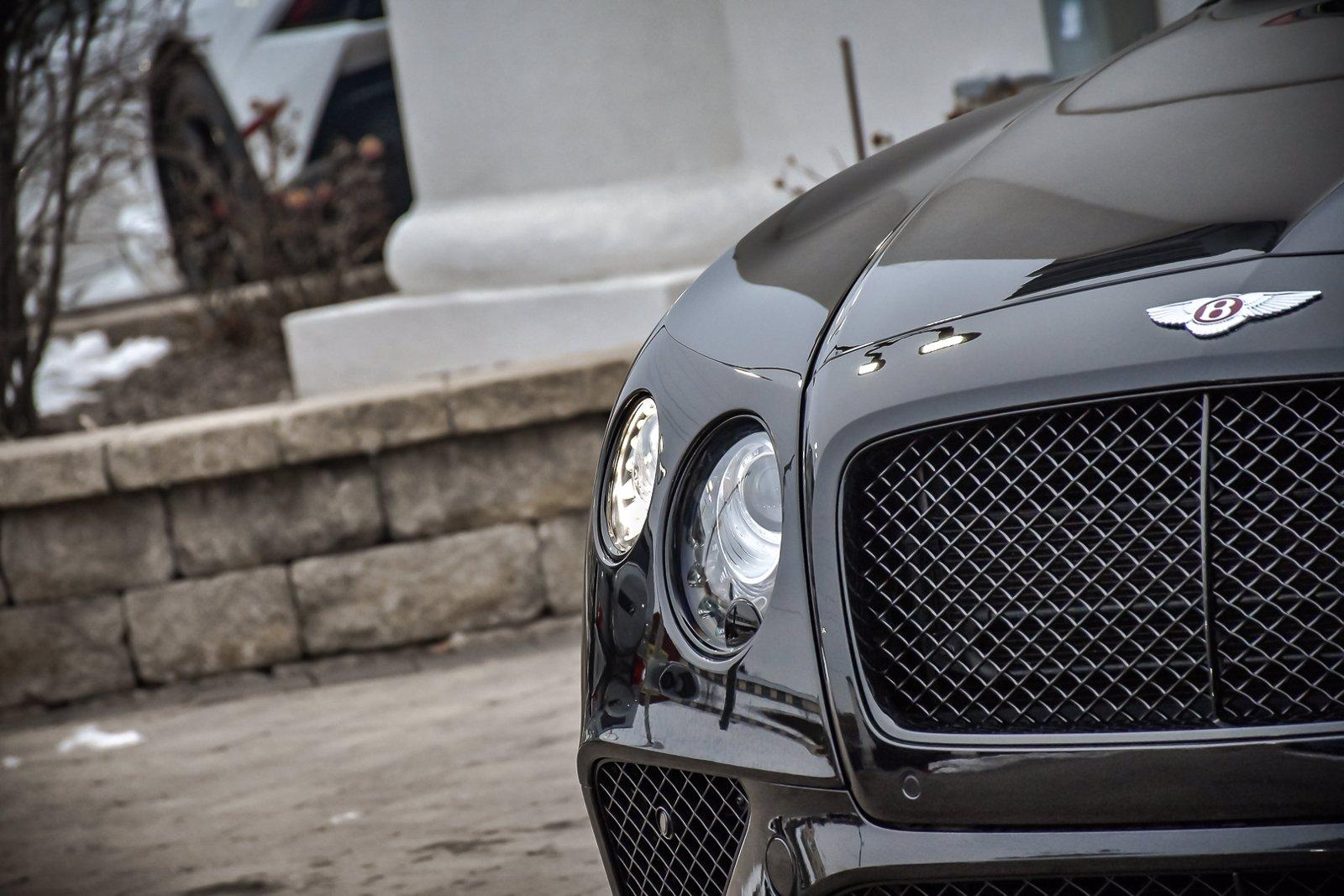Used 2017 Bentley Continental GT V8 S Mulliner Black Edition Convertible   Downers Grove, IL