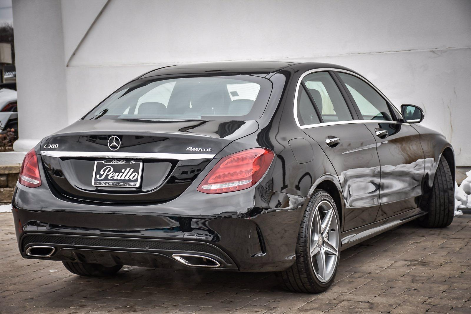 Used 2015 Mercedes-Benz C-Class C 300 Sport Premium With Navigation | Downers Grove, IL