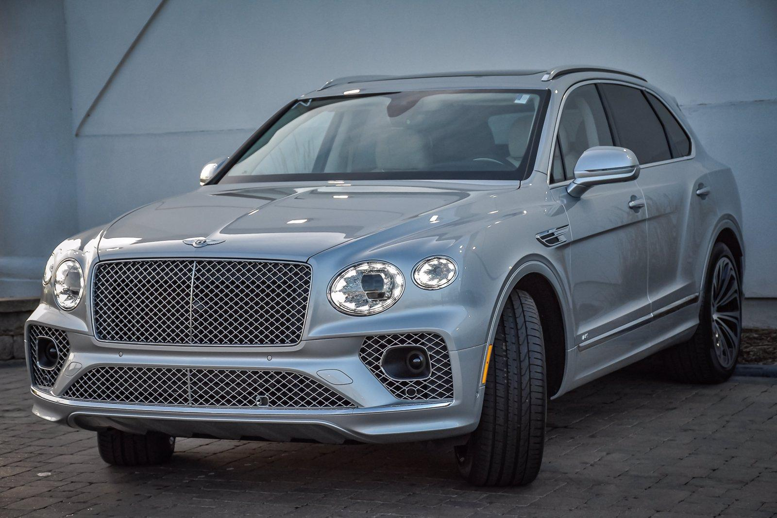 New 2021 Bentley Bentayga V8 | Downers Grove, IL