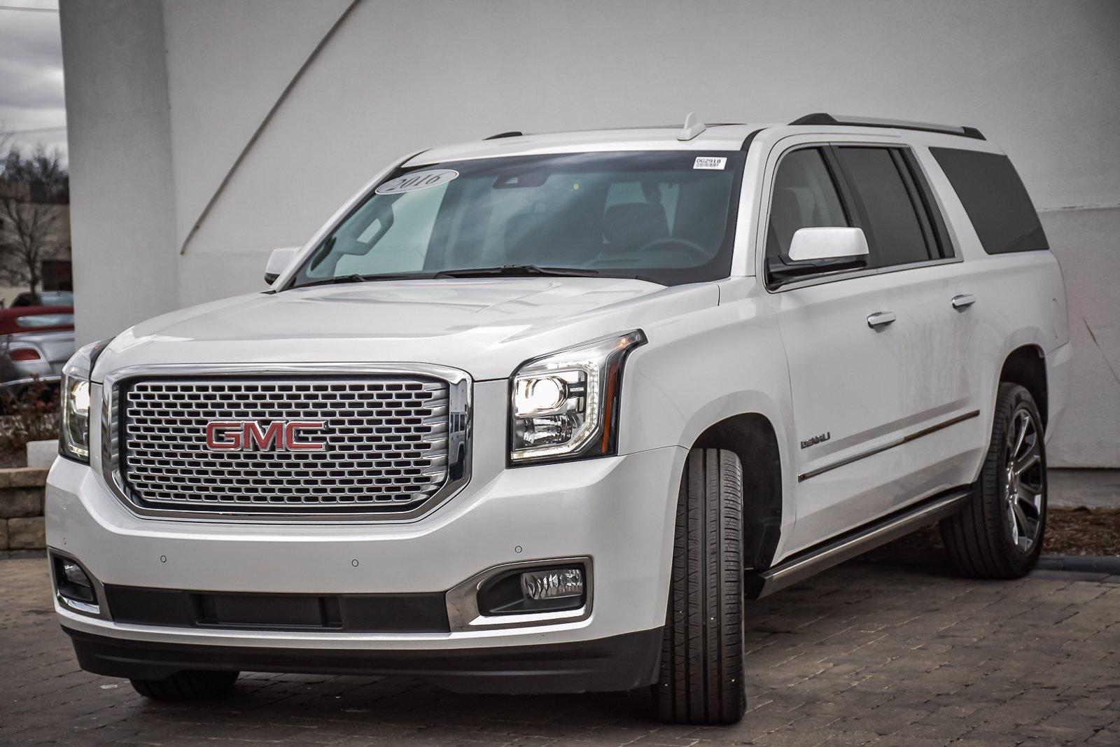 Used 2016 GMC Yukon XL Denali | Downers Grove, IL