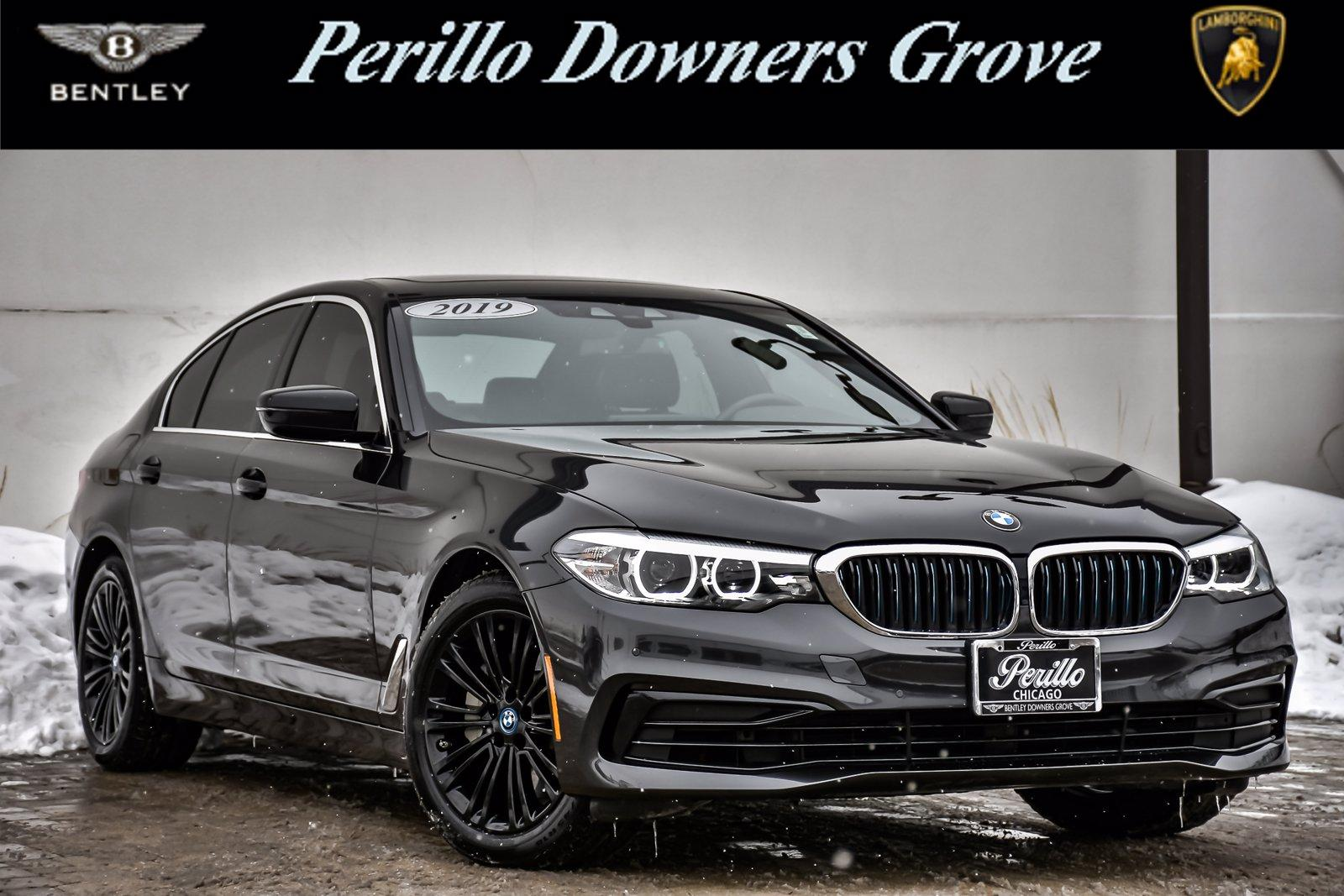 Used 2019 BMW 5 Series 530e xDrive iPerformance | Downers Grove, IL