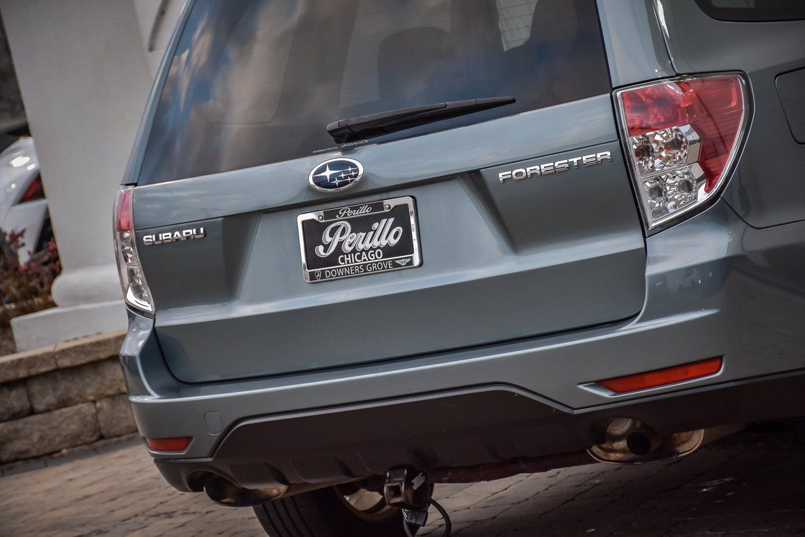 Used 2009 Subaru Forester X w/Premium Pkg   Downers Grove, IL
