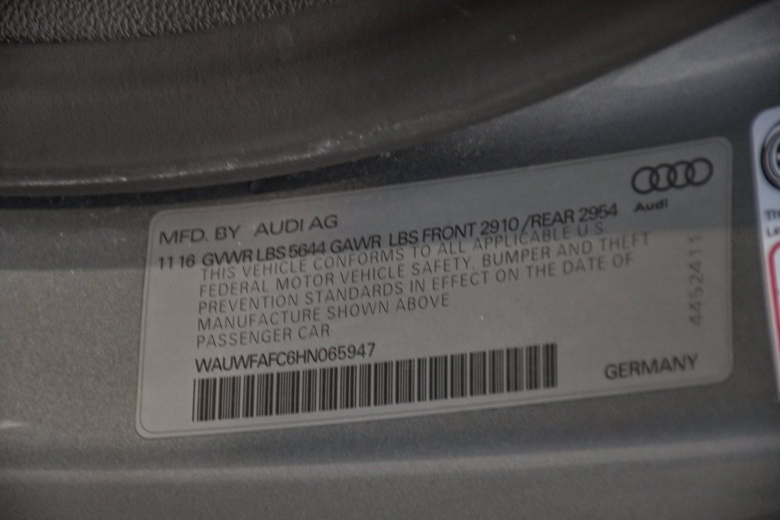 Used 2017 Audi S7 Premium Plus | Downers Grove, IL