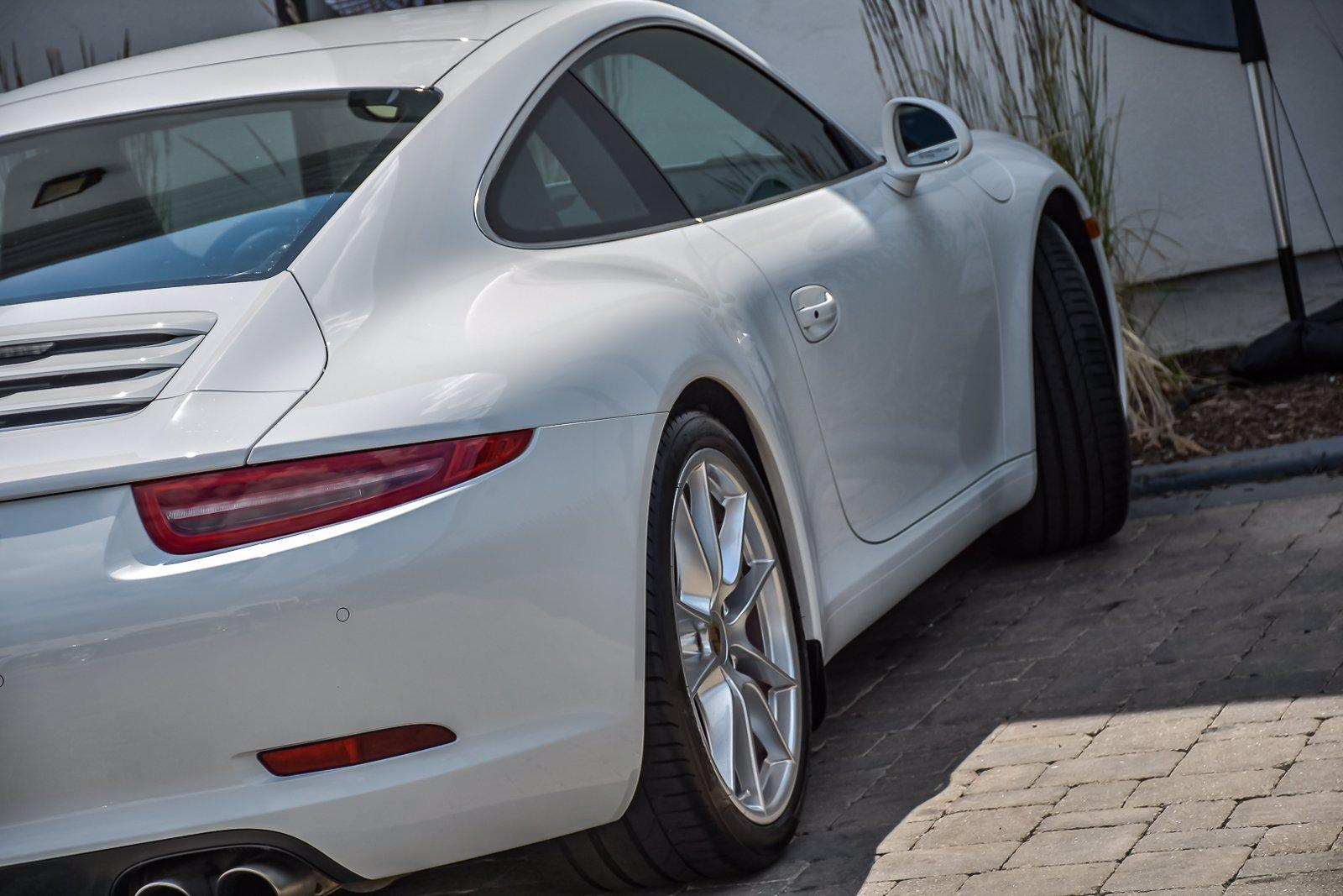 Used 2014 Porsche 911 Carrera S | Downers Grove, IL