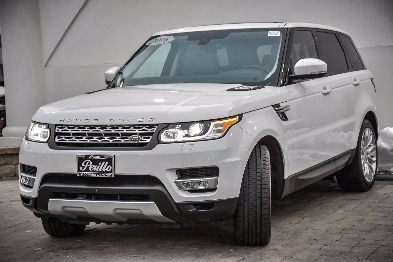 Used 2016 Land Rover Range Rover Sport V6 HSE | Downers Grove, IL