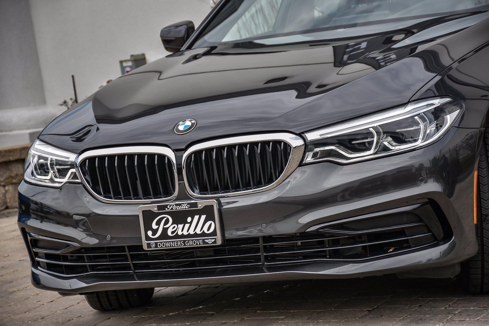 Used 2020 BMW 5 Series 540i xDrive Sport-Line Executive | Downers Grove, IL